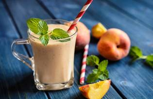 Ginger turbo smoothie